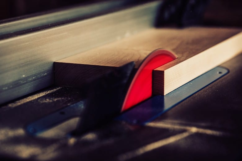 Table Saw Riving Knife