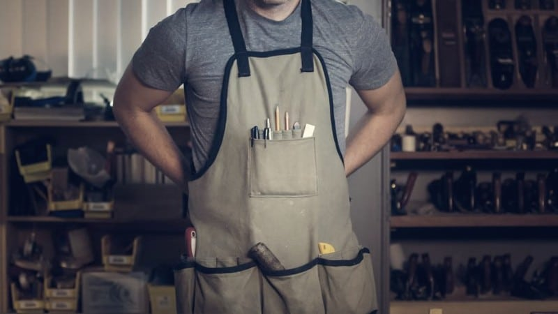 Woodworkers Apron