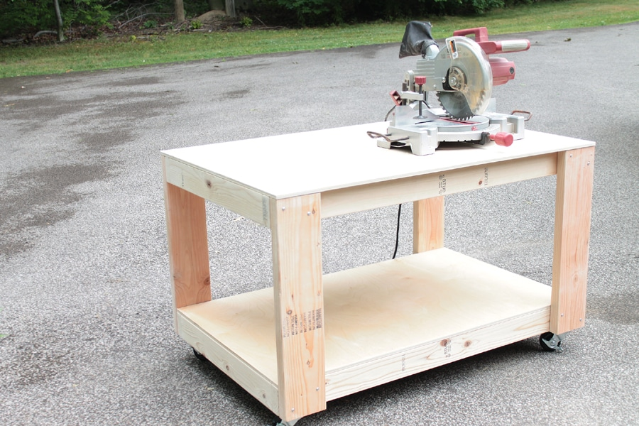 Amazing 10 Simple And Free Diy Workbench Plans For Woodworkers Caraccident5 Cool Chair Designs And Ideas Caraccident5Info
