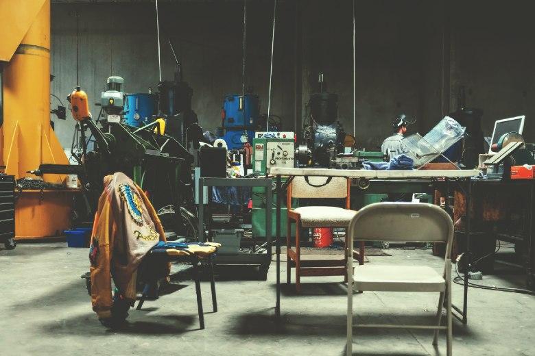 Disorganized basement