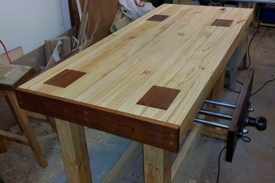 Workbench by Woodfather