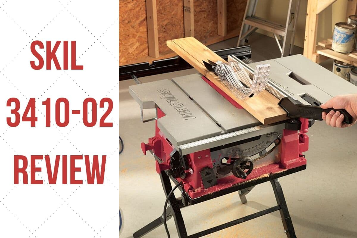 SKIL 3410-02 10-Inch Table Saw with Folding Stand Review