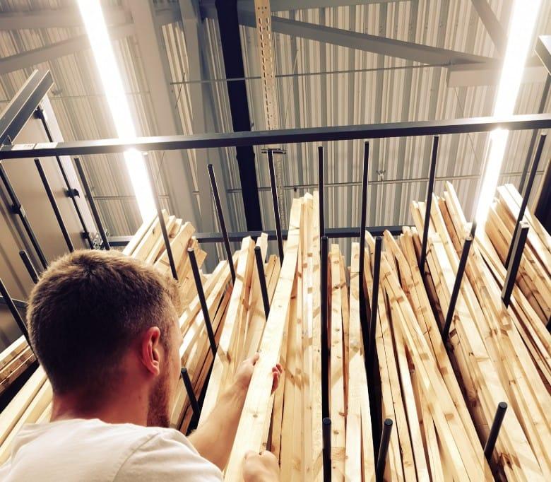 Crooked lumber