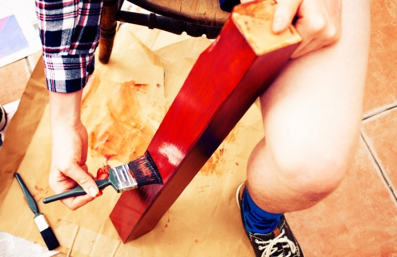How To Paint Wooden Furniture: A Step By Step Guide For Beginners 16