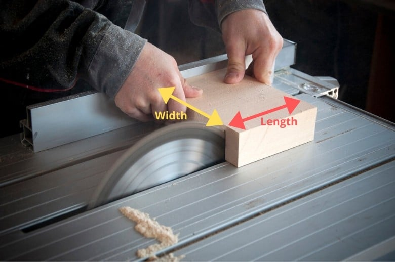 What is table saw kickback and how to prevent it From Happening 3