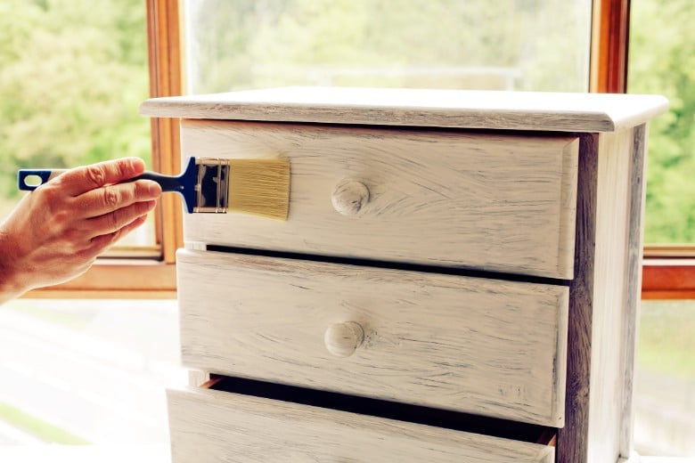 How To Paint Wooden Furniture: A Step By Step Guide For Beginners 12