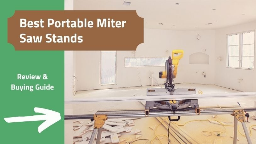 Best portable rolling miter saw stands