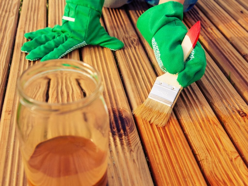 How to stain wood for beginners