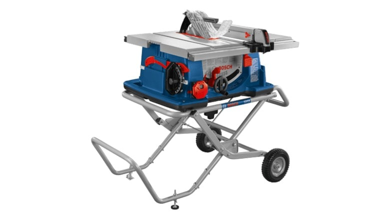 Bosch 4100XC-10 Jobsite Table Saw Review