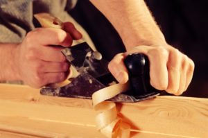 Types of hand wood planes