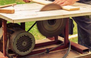 Table saw motor direct drive vs belt drive