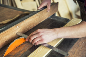 Table saw tune up