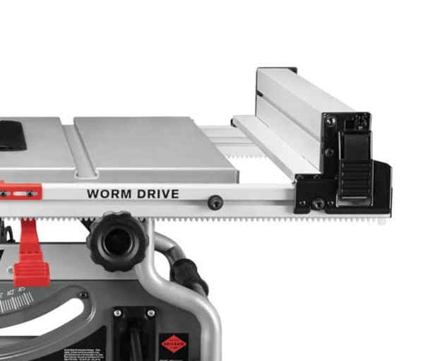 SKILSAW SPT99T auxiliary fence edge